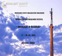 Interneational folklore festival in Belgrade - Serbia - Monlight Events Organization