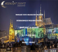 International folklore festival in Poland - Krakow - Monlight Events Organization