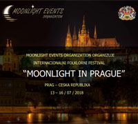 International folklore festival in Prague - Monlight Events Organization